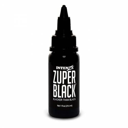 Zuper Black 1 Oz.